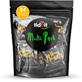 Tidbit Multi Pack Honey Roasted Sesame Sticks, 24 Pack | Healthy ON-THE-GO Snacking, Perfect for Family, Busy Lifestyles…