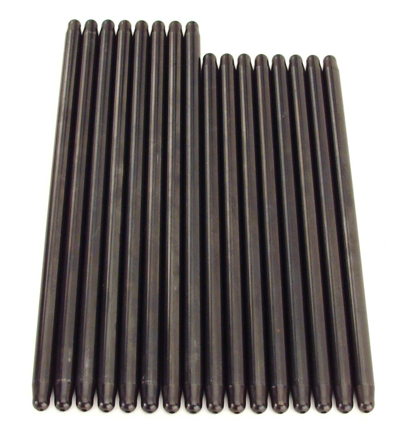 Competition Cams 7154-16 Magnum Pushrods for Big Block Chevy, 3/8' Diameter, 8.280' Intake Length, 9.250' Exhaust Length 3/8 Diameter 8.280 Intake Length 9.250 Exhaust Length nobrandname