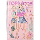 Topmodel 8760 Malbuch Mit Stifte Set Amazon De Spielzeug
