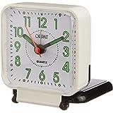 Orpat Beep Alarm Clock (White, TBB-157)