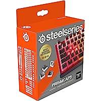 """SteelSeries PrismCaps – Çift Taraflı Tuş Seti, """"Pudding"""" Görünümlü, Tüm Standart Mekanik Klavyeler ile Uyumlu, MX…"""