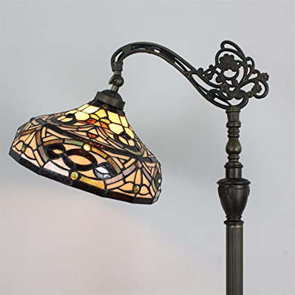 Amazon.com: Hty td 12 Inch Floor Lamp Cafe Living Room ...