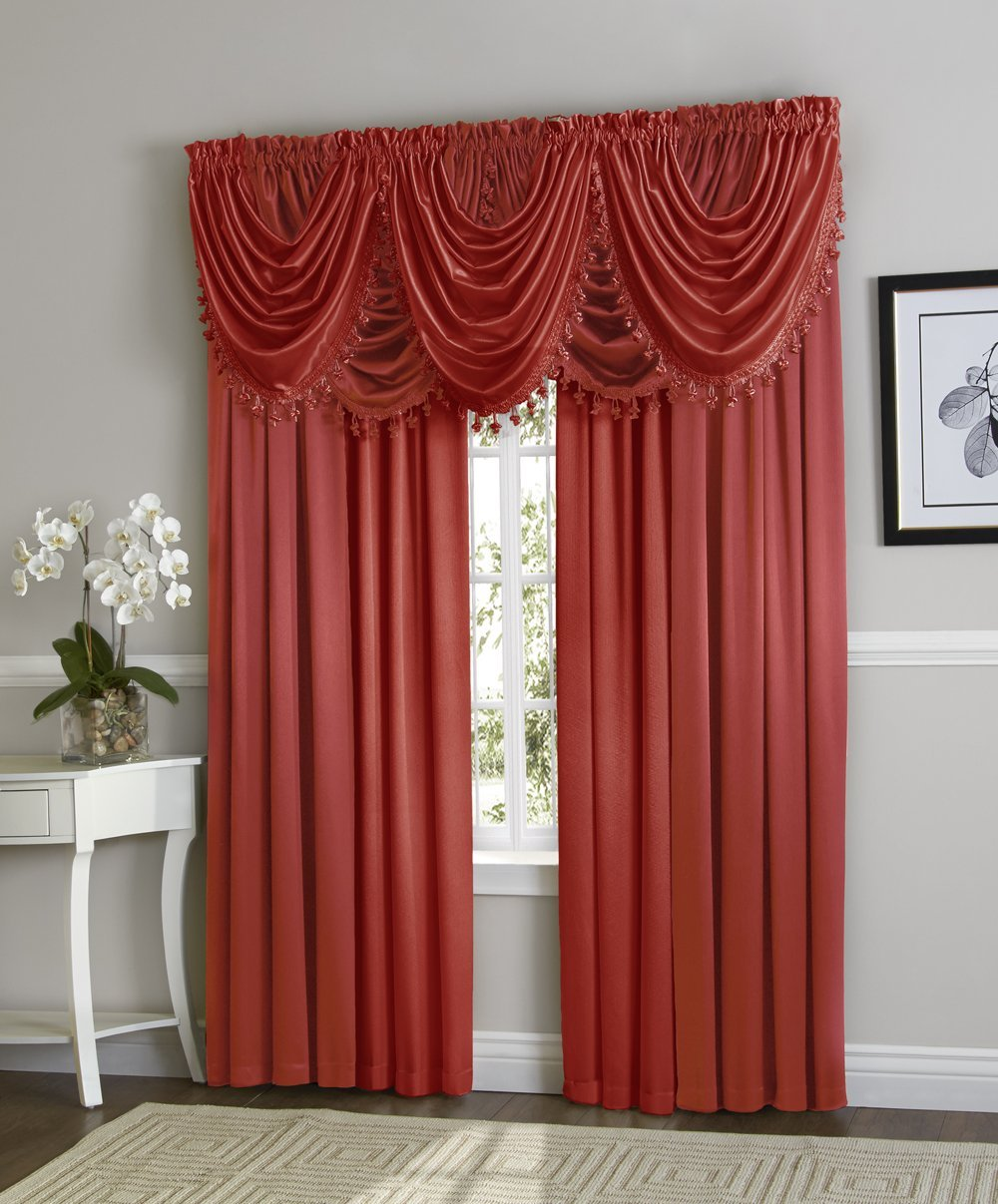 window solid navy pretty orange curtains valance breathtaking charm colored blue charming teal black v satisfying small captivating windows valances of yellow treatments kitchen swag size and brown scarf turquoise glamorous bathroom drapes s full