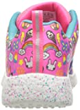 Skechers Kids Burst Ellipse Sneaker, Multi, 12 M US Little Kid