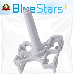 Ultra Durable 8539324 Dishwasher Top Mount Replacement Part by Blue Stars – Exact Fit For Whirlpool & Kenmore Dishwashers – Replaces WP8539324 8268844 9742993 8266822