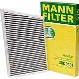 Mann-Filter CUK3461 Filtro Aire Habitáculo