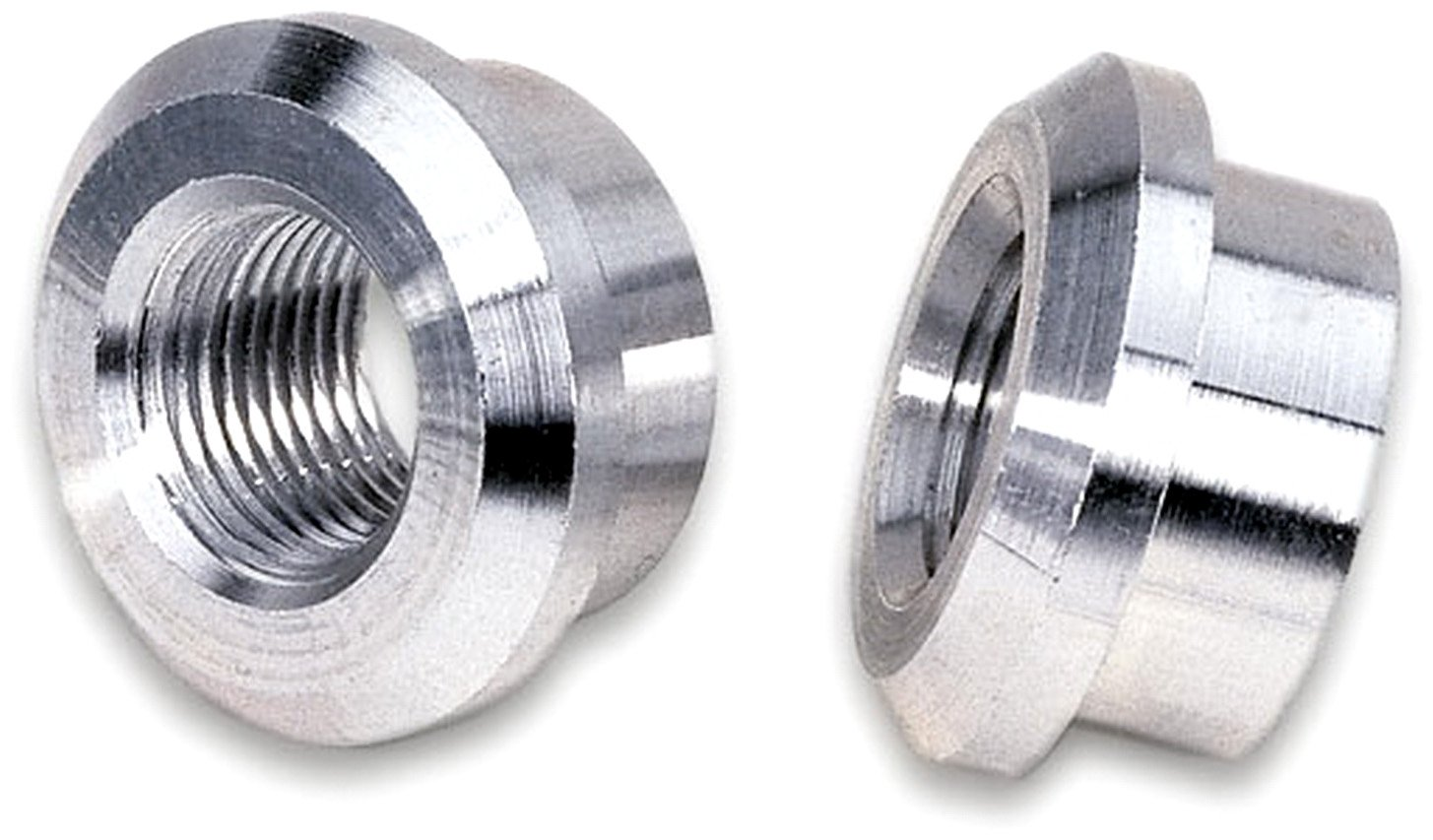 Moroso 68900 Aluminum Weld-In Bungs - Set of 2 KEYU1