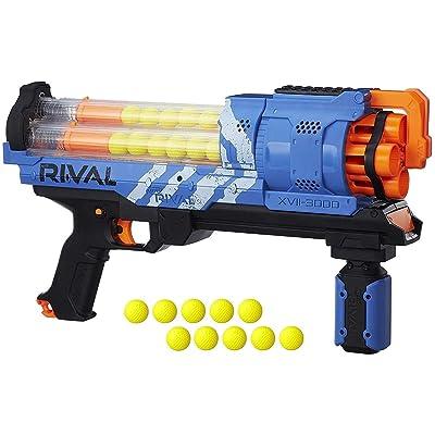 Nerf Rival Artemis XVII-3000 Blue: Toys & Games