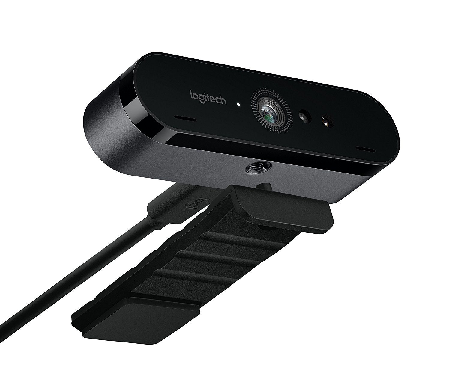 Logitech 4K Ultra HD Pro Webcam 5x Zoom 960-001178(Certified Refurbished) by Logitech (Image #1)