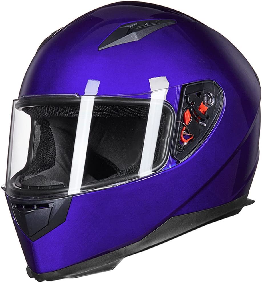 ILM Full Face Motorcycle Helmet}