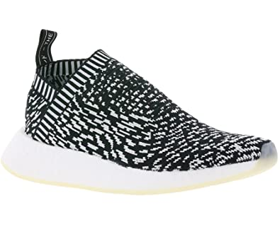 adidas NMD CS2 Primeknit Sashiko - BY3012 - Color White-Black - Size: 8.0