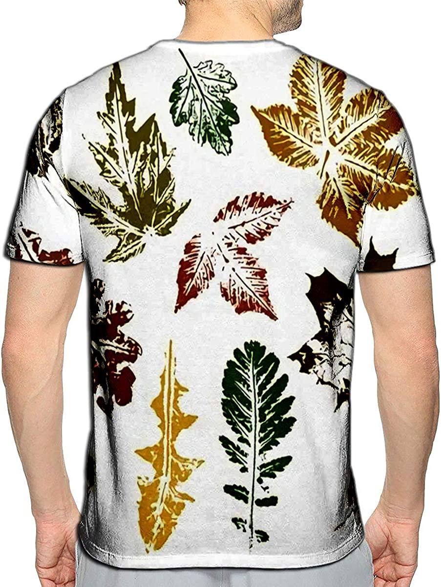 3D Printed T Shirts All We Need is Love Casual Mens Hipster Top Tees