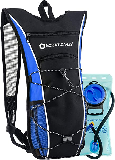 Climbing Cycling Backpack Mountain Bike Sport Running Water Bladder Hiking Bag