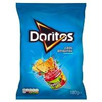 Doritos Cool Original Tortilla Chips Sharing Bag, 180 g
