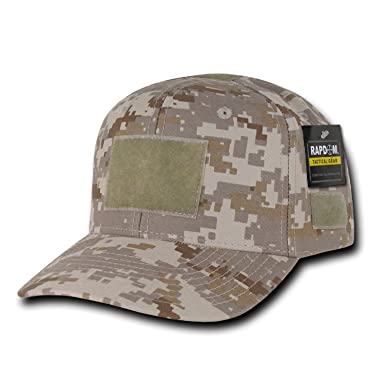 b71028f8b59b5 Image Unavailable. Image not available for. Color  Desert Camo Tactical  Operator Contractor Patch High Crown Structured Baseball Ball Cap Hat