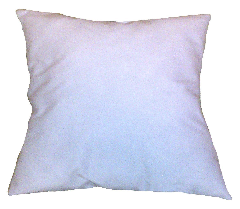 Soft Comfortable Microfiber Pillow / Cushion Soft Bed Pillow Set Pillow Insert Form pillow filler by Divya Print (3, 35 x 35 inch) by Divya Print