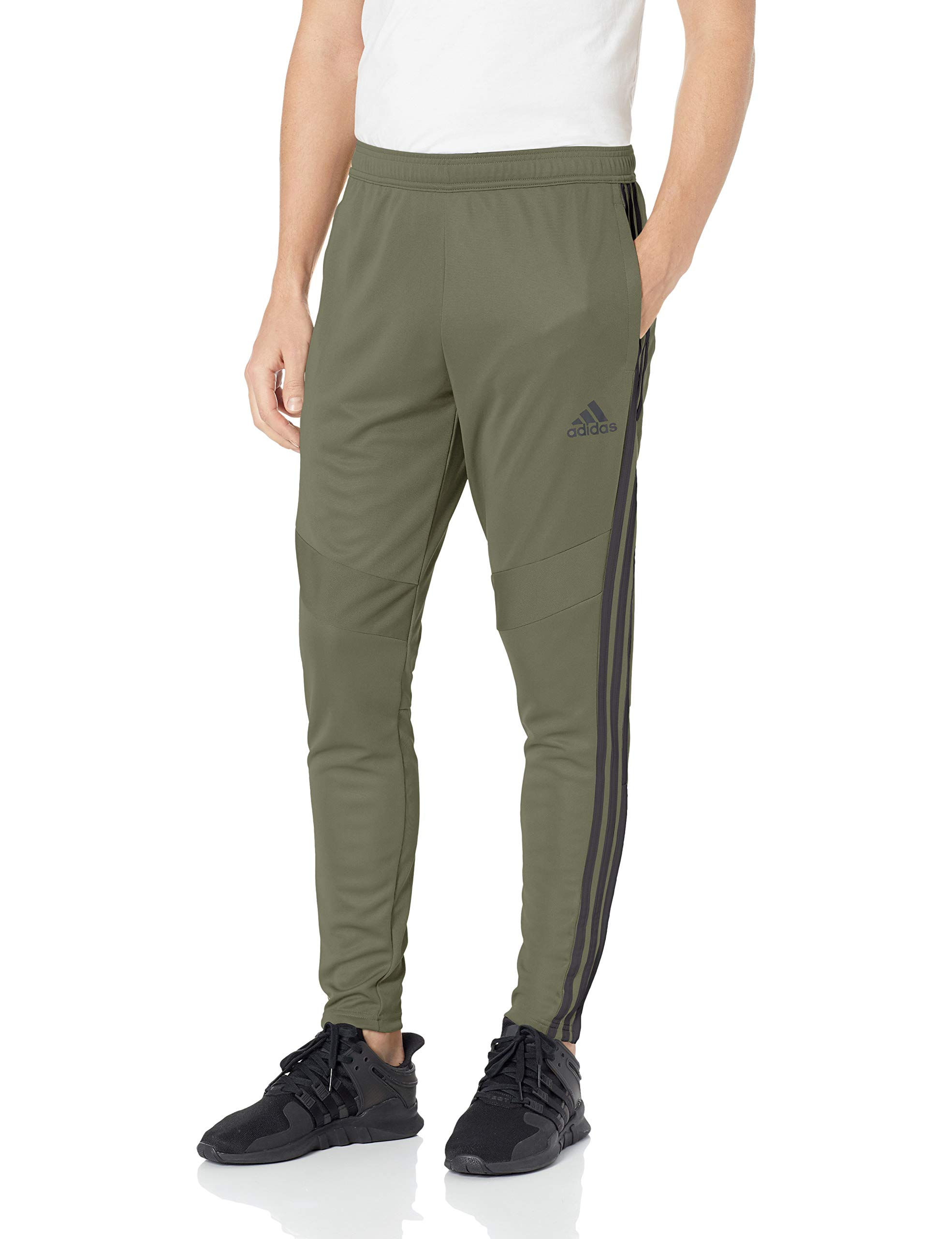 adidas Tiro19 Training Pant, Legacy Green/Grey