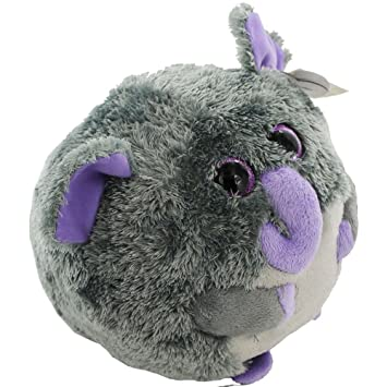 Ty beanie Ballz Thunder – elefante de peluche, tamaño mediano