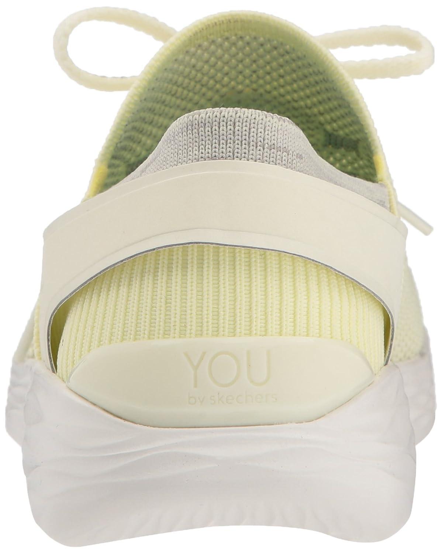 Skechers Skechers Skechers Damen You-Spirit Slip on Sneaker, Marineblau Gelb 258b30