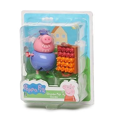Peppa Pig-Grandpa Pig's Garden: Toys & Games