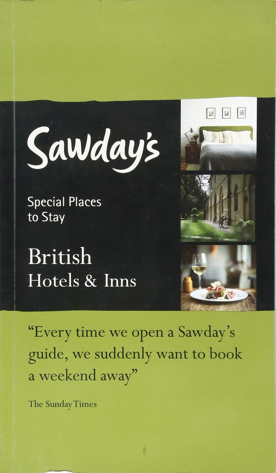 British bed and breakfast (alastair sawday's special places to.