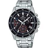 Casio Edifice Analog Black Dial Men's Watch - EFV-540D-1AVUDF (EX390)
