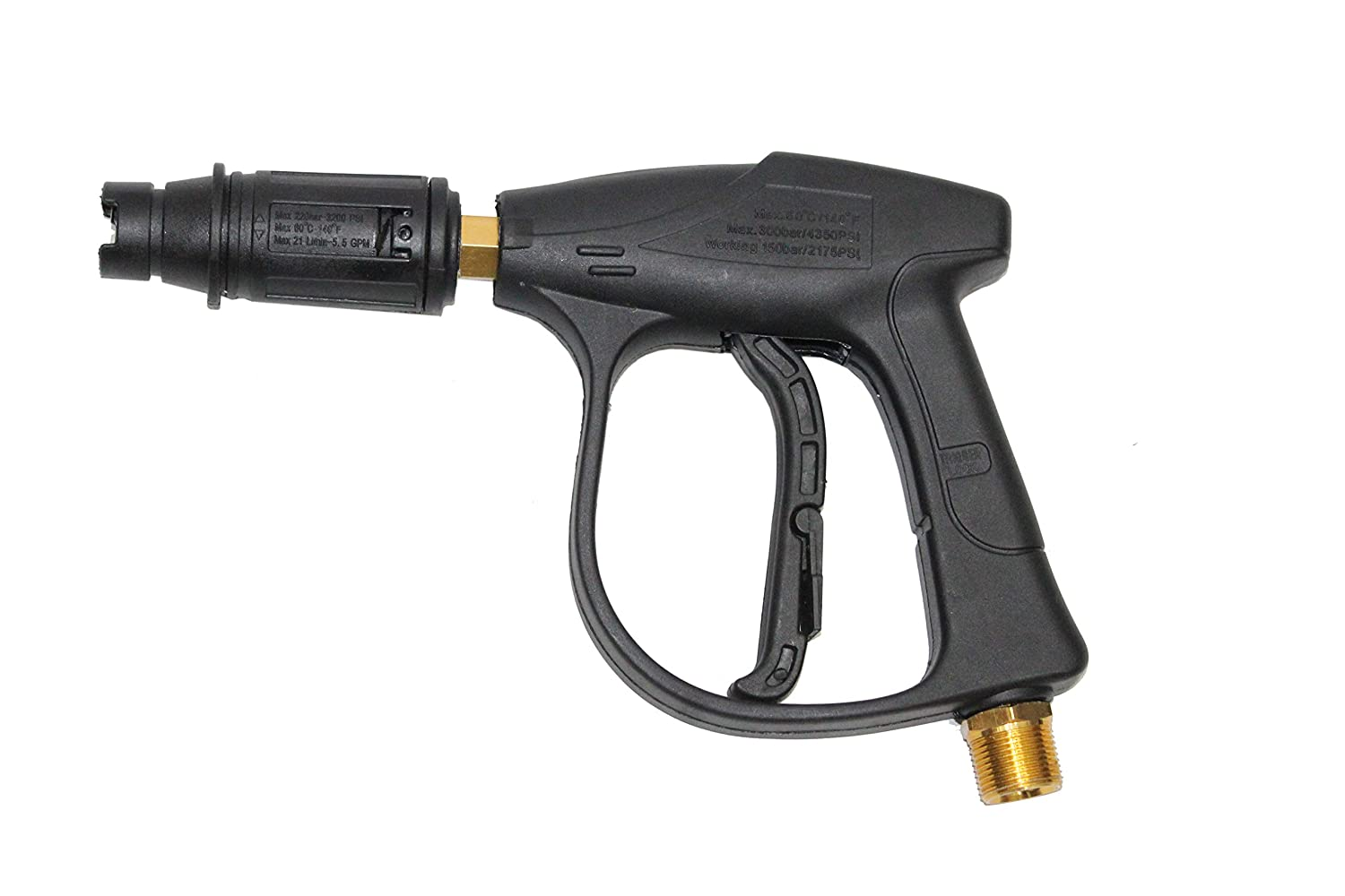 Digital Craft High Pressure Washer Gun, 3000 PSI Water Jet, Car Cleaning  Pressure Power Washers, Quick Release for Car Washers, Water Gun Tools:  Amazon.in: Home Improvement