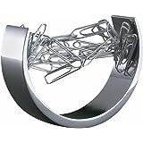 Wedo BOW - Dispensador de clips, plateado