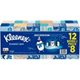 Facial Tissue Kleeenex Everyday (-12 Mega Boxes-)