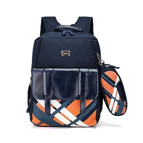 Wewod mochila escolar unisex/mochilas escolares adolescentes/mochilas escolares universidad/mochilas escolares inpermeables