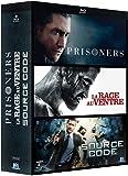 Coffret Jake Gyllenhaal: Prisoners + La rage au ventre + Source Code [Blu-ray]