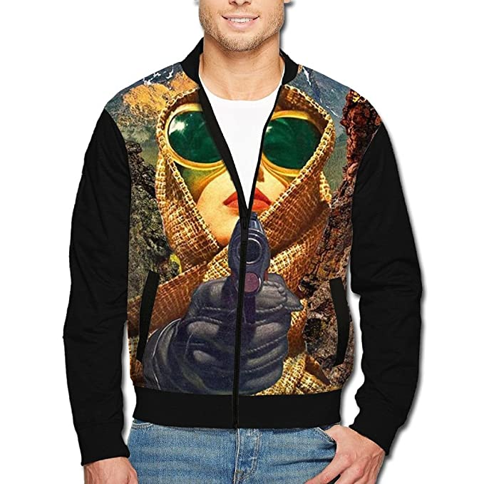 325516af4 Beauty Shot Men's Slim Fit Lightweight Sportswear Jacket Casual Bomber  Jacket at Amazon Men's Clothing store: