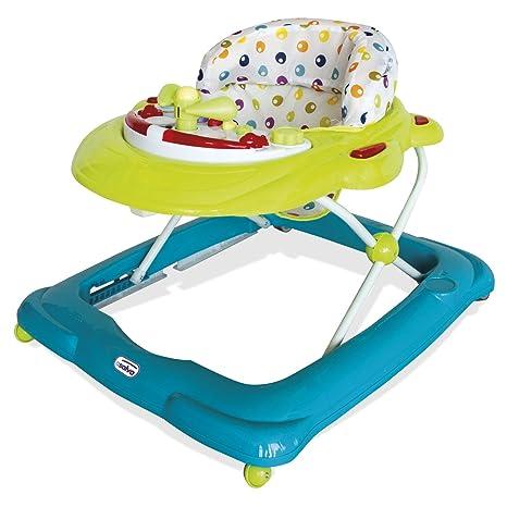 Asalvo Elegant - Andador, color verde: Amazon.es: Bebé