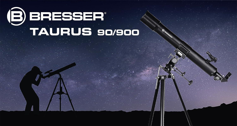 Bresser refraktor teleskop taurus ng 90: amazon.de: kamera