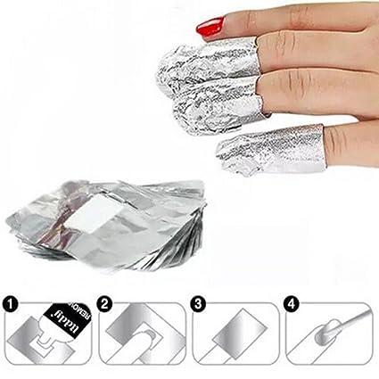 ultra-minces hoja de aluminio dissolvant con algodón para ...