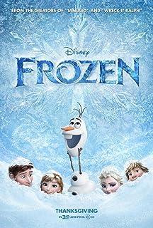 Frozen Poster 11x17 inches Kristen Bell High Quality Gloss Print Art 107