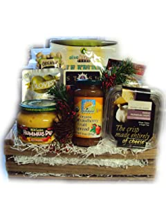 Organic stores gift baskets simply sugar free gift basket amazon diabetic healthy christmas gift by well baskets negle Images