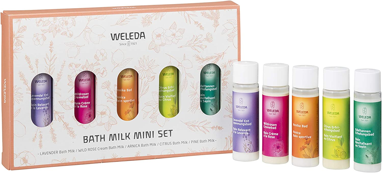 WELEDA(ヴェレダ) バスミルク ミニセット