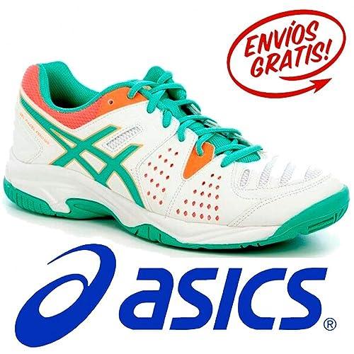 12 Complementos Asics Padel Gel Y Amazon 37 Pro Blanco 0138 es Zapatos C505y wnYSx74nq