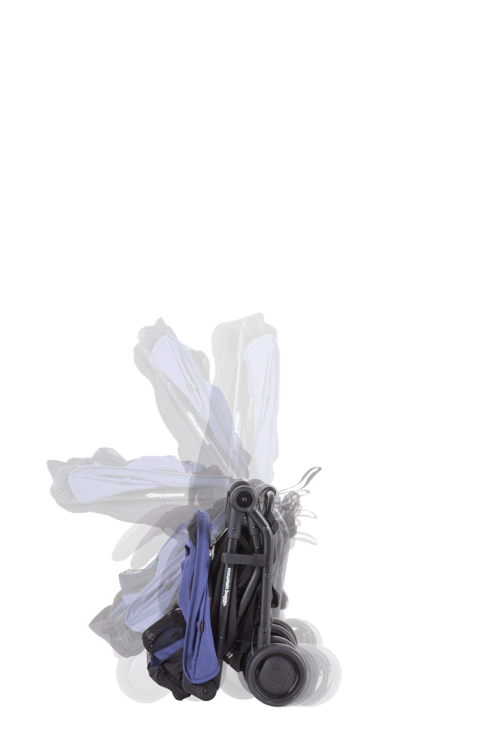 Mountain Buggy Nano Stroller, Nautical by Mountain Buggy (Image #7)