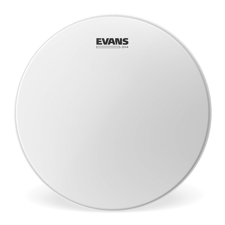 Evans Peau de grosse caisse Evans G14 sabl/ée 8 pouces