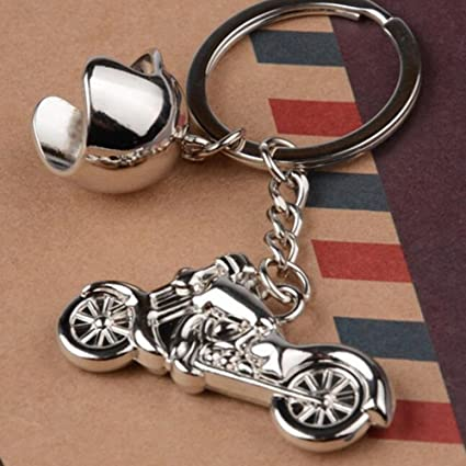 Llavero Harley Con Cadena De Metal Llavero Llavero Para ...