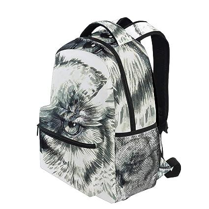 9279c2566512 Amazon.com: KVMV Figures Head Owls Mascara 16