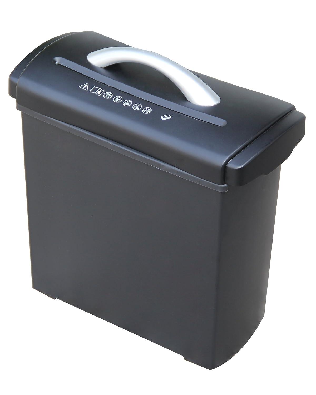 Genie C-160X Aufsatz-Aktenvernichter (bis zu 6 Blatt, Partikelschnitt, Inkl. Papierkorb) schwarz Dieter Gerth GmbH