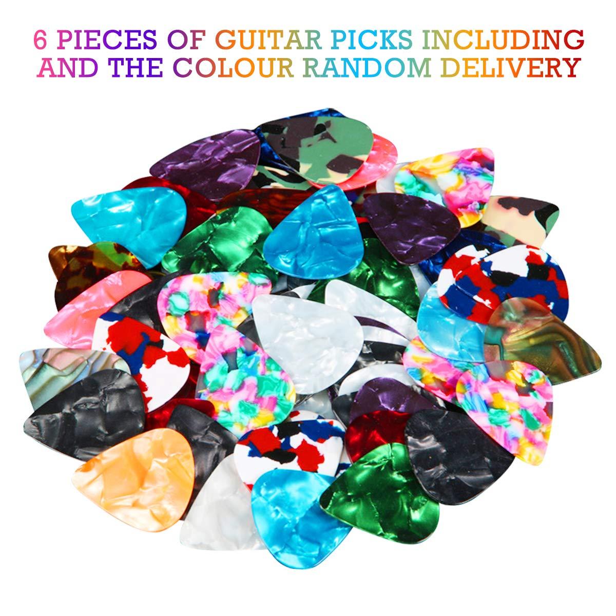 con 6 P/úas de Guitarra Longitud Ajustable 98 a 153cm Marr/ón Correa de Guitarra NASUM Ajustable para Guitarra Ac/ústica El/éctrica Bass Ukelele para Hombres//Mujeres//Ni/ños