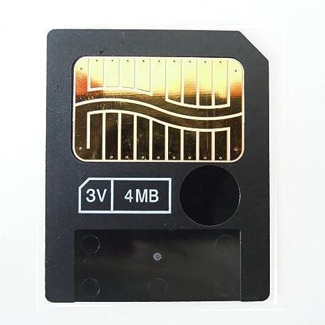 SmartMedia Card 4 MB 3.3V tarjeta de memoria