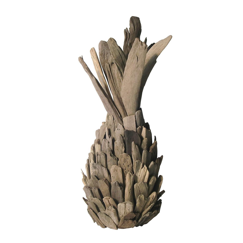 Amazon.com: Lazy Susan 356019 Driftwood Pineapple Home Decor: Home U0026 Kitchen