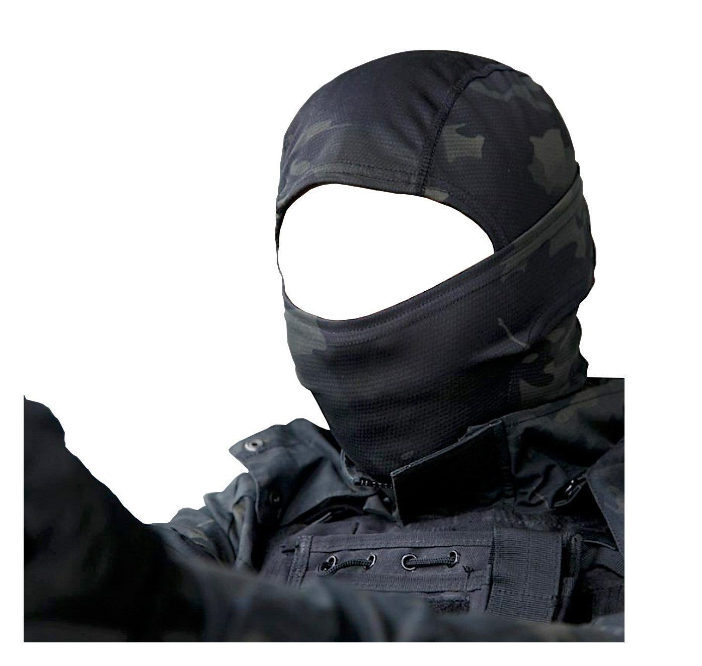 Blue BD, passamontagna, maschera da sci, passamontagna per motociclista, protezione per il viso, sport, attività ludico-sportive attività ludico-sportive BlueBD GmbH Unisex
