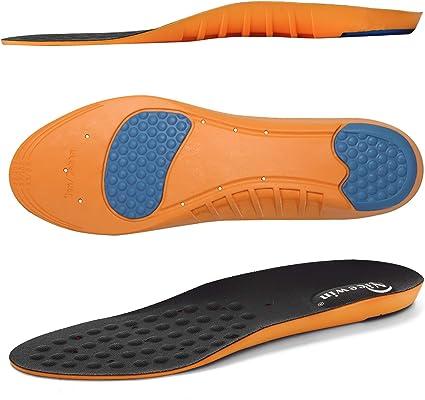 X-large Naranja Plantilla De Reemplazo De Tecnologia Antifatiga Para Hombres
