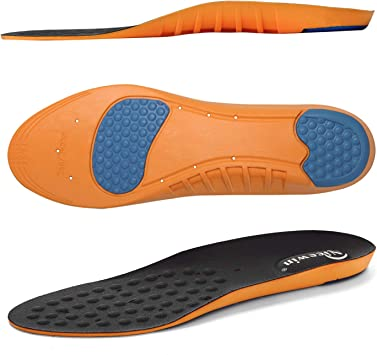 Arch Support Shoe Insoles Cushion Heel Inserts For Plantar Fasciitis Men Women